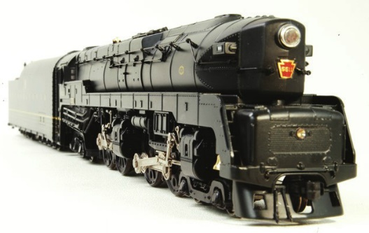 N Scale: PRR T1 Announced