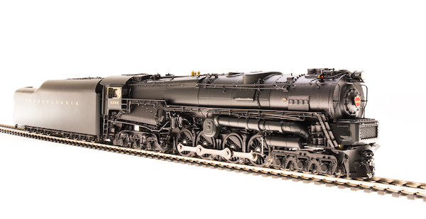 HO Scale: S2 Turbine Re-Run Announced