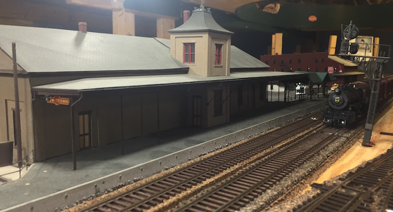 PRR Middle Division in HO Scale Open House Slated
