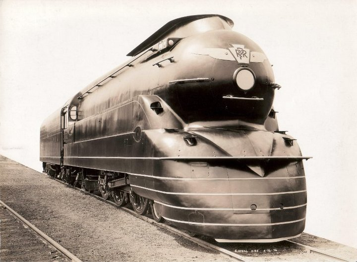 HO Scale: Streamlined PRR K4s 4-6-2 Announced