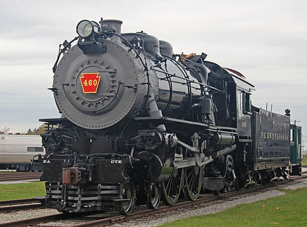 Museum Group, Technical Society Launch Campaign to Preserve Five Pennsylvania Railroad Steam Locomotives