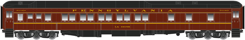 HO Scale: Pullman 10-1-1 Announced