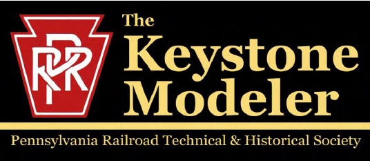 "New Issue of ""The Keystone Modeler"" Published"