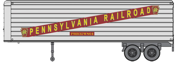 HO Scale: Walthers Announces TrucTrain Products