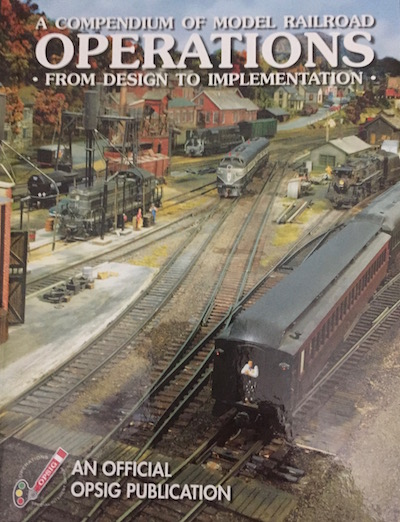 "Book: ""A Compendium of Model Railroad Operations"""