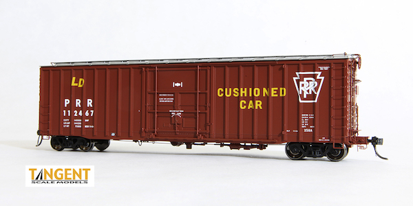 HO Scale: More PRR X58 Box Cars