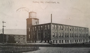 Thompson Knitting Mill t