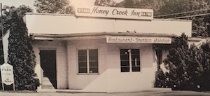 honey creek inn 1950 t