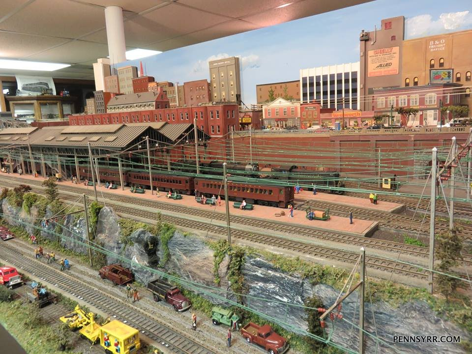 Multi-State Model Railroad Open House Slated